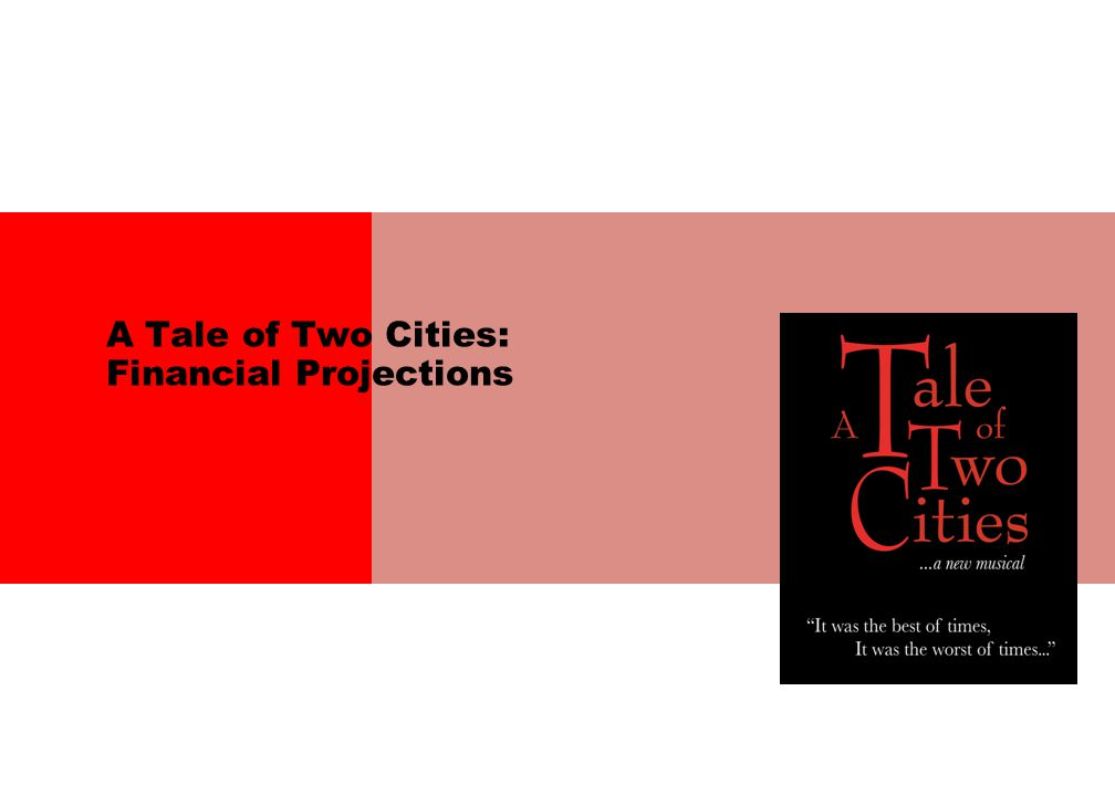 A Tale of Two Cities: Financial Projections