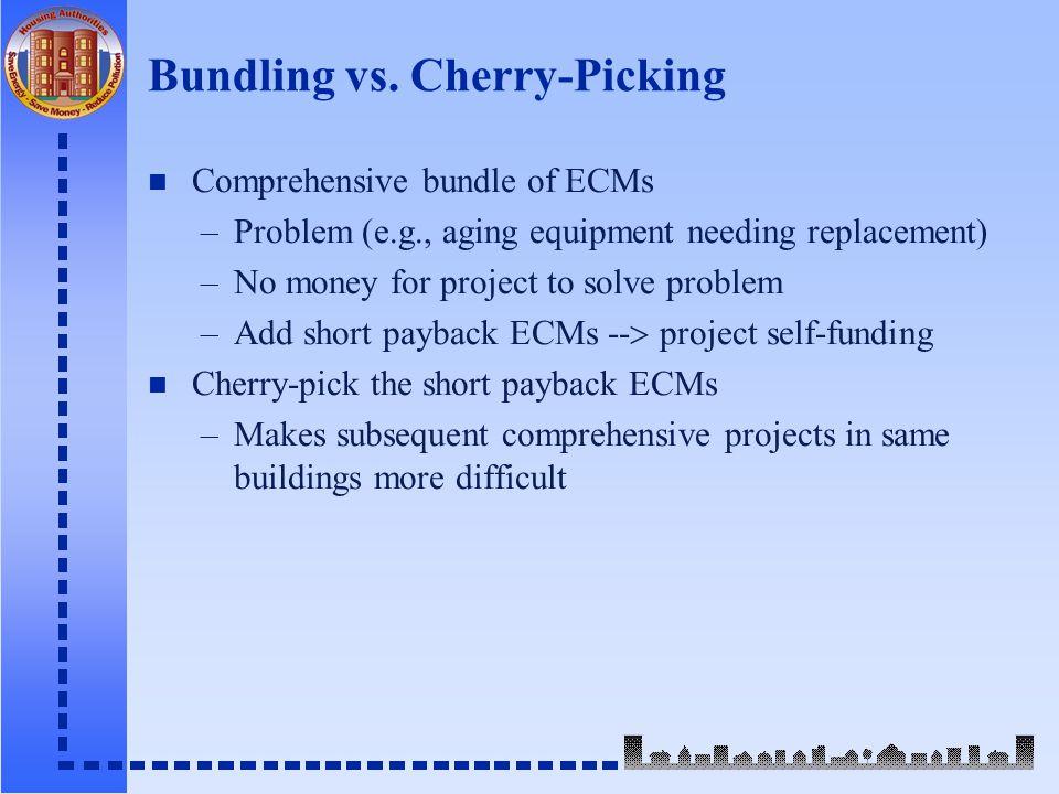 Bundling vs.