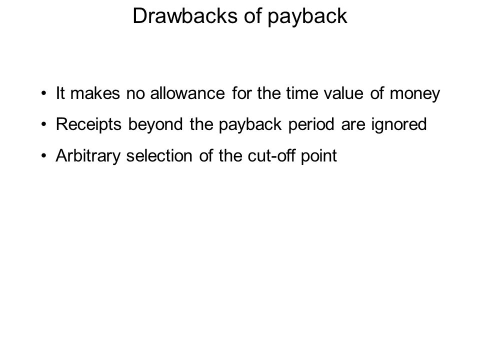 Exhibit 4.5 Discounted payback: Tradfirm plc (£m) Discounted payback: Tradfirm plc (£m)