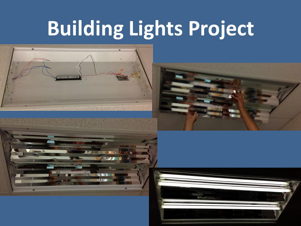 Building Lights Project