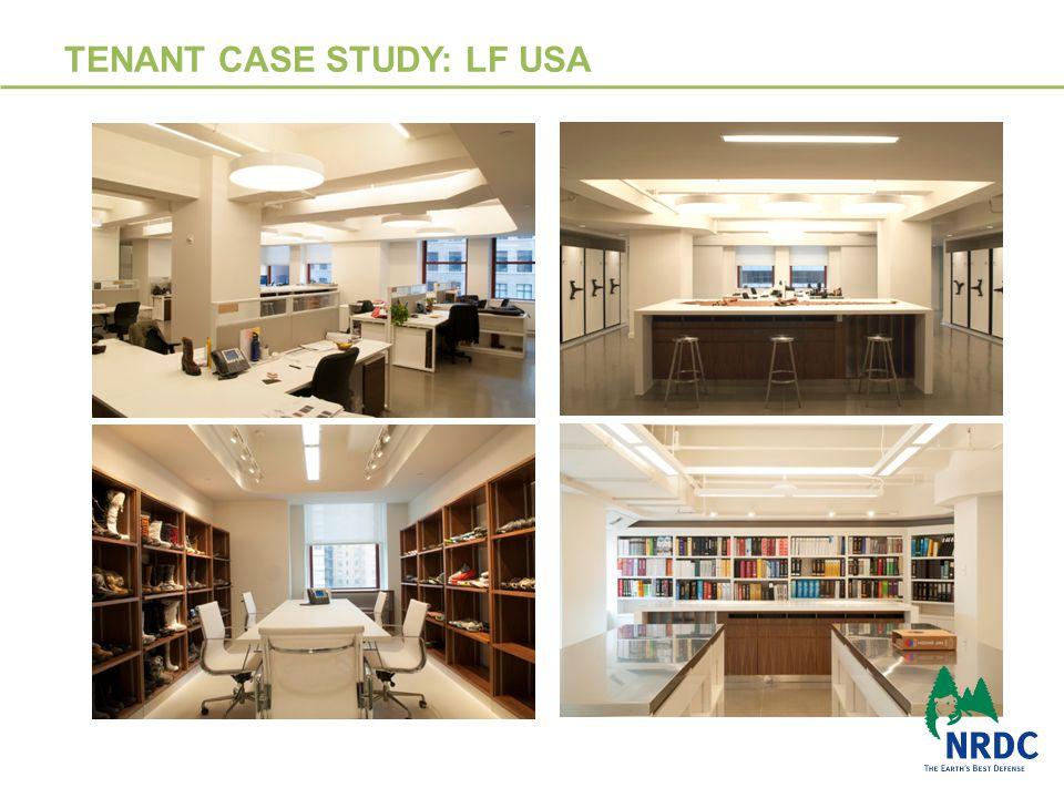 TENANT CASE STUDY: LF USA 14