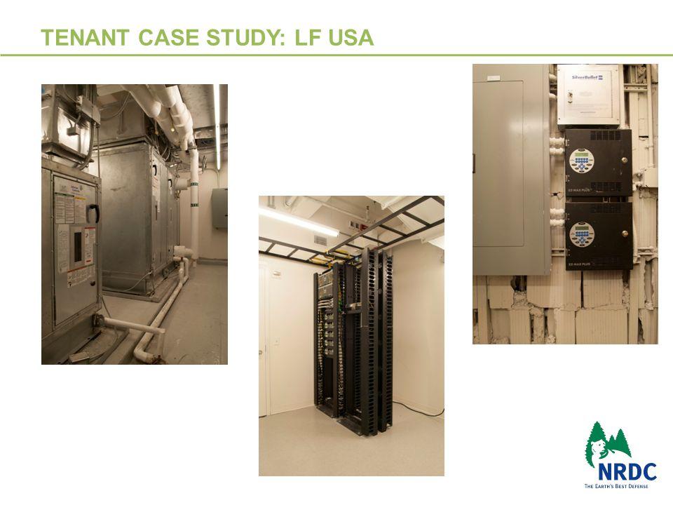 TENANT CASE STUDY: LF USA 15
