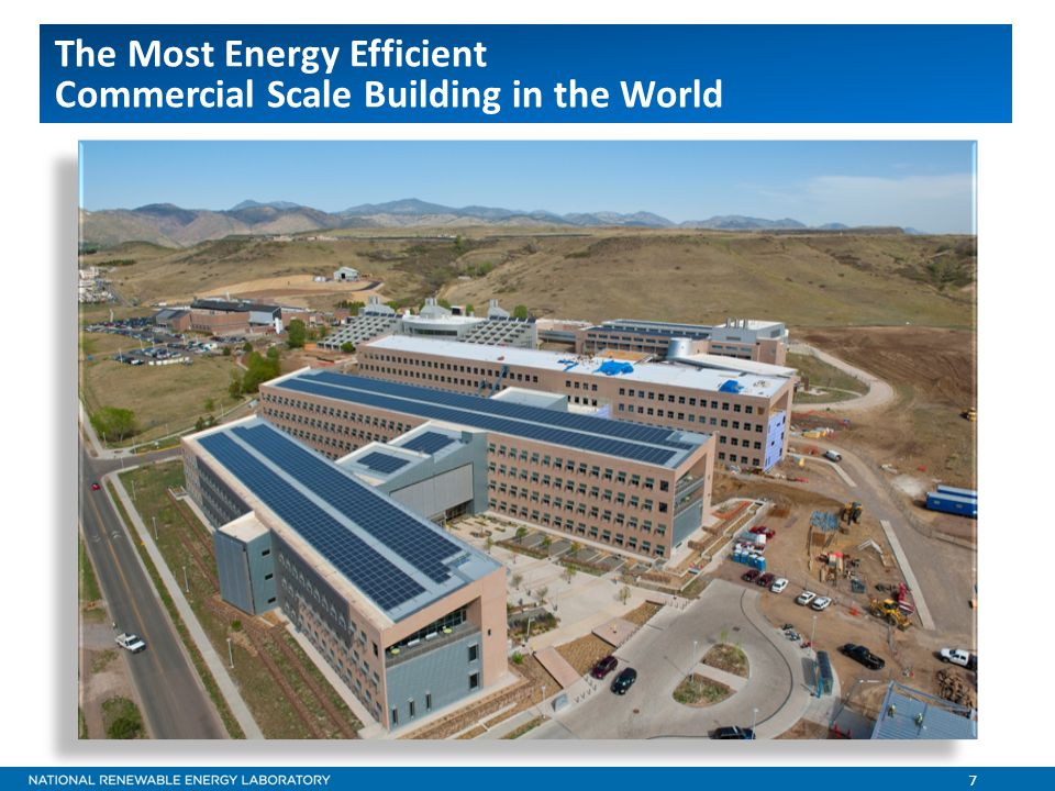 7 The Most Energy Efficient Commercial Scale Building in the World