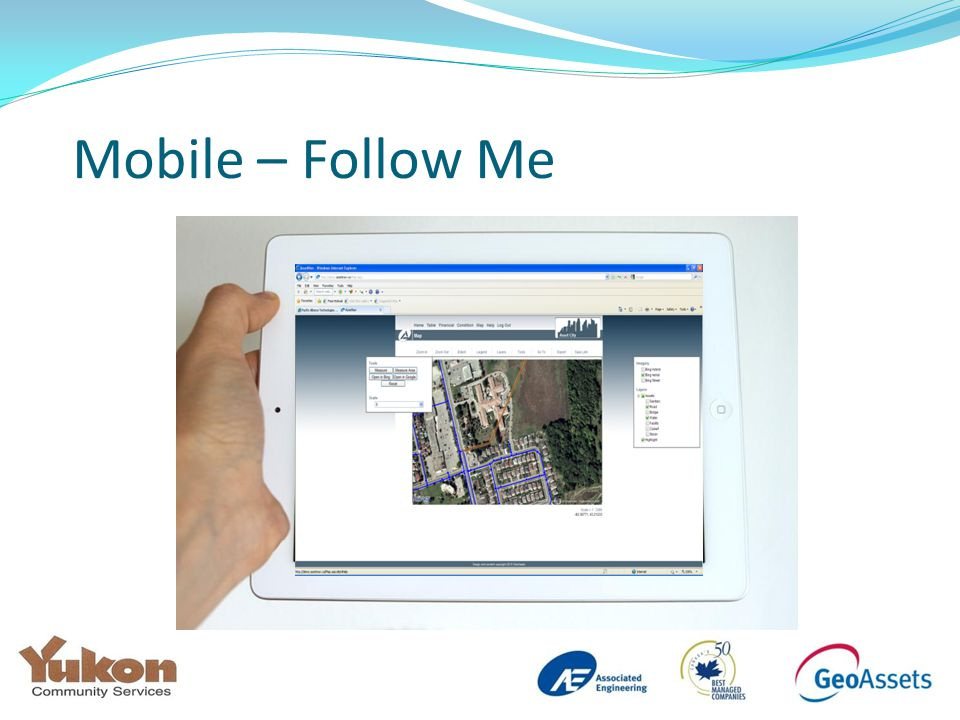 Mobile – Follow Me