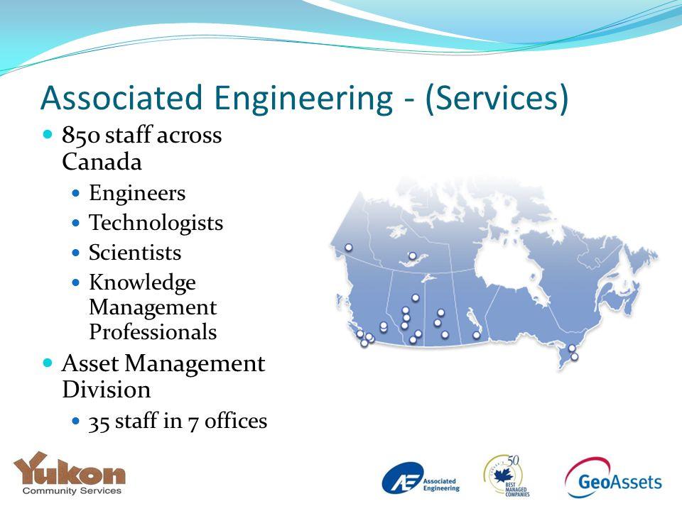Subsidiary of Associated Engineering AssetNav Software Web Based Open Source .