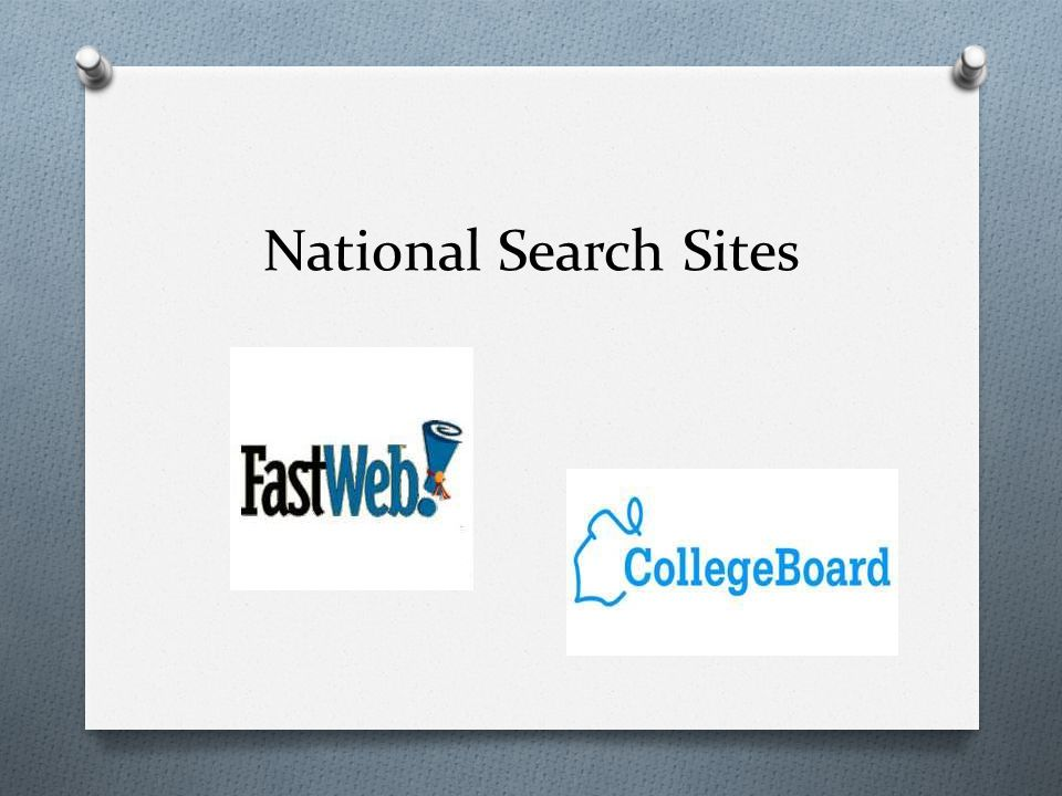 National Search Sites