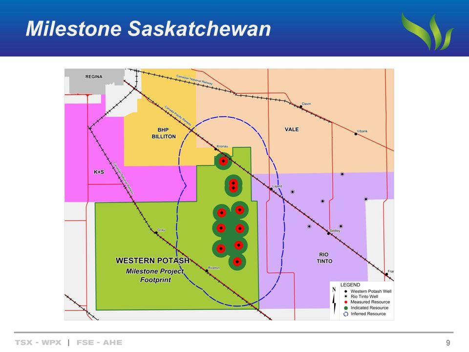 Milestone Saskatchewan 9