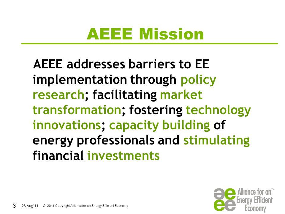 4 Alternative Futures SEE-Tech CMAI Cosmos Ignite BEBLEC Specific Project Partners: Large Corporate Members Members AEEE Members