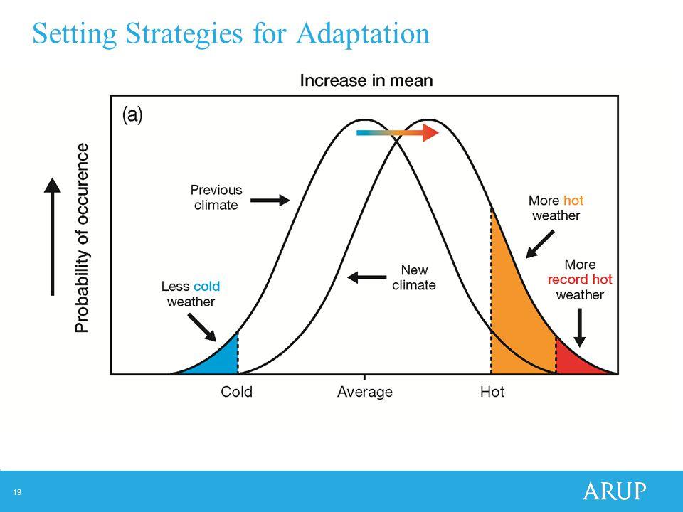 19 Setting Strategies for Adaptation