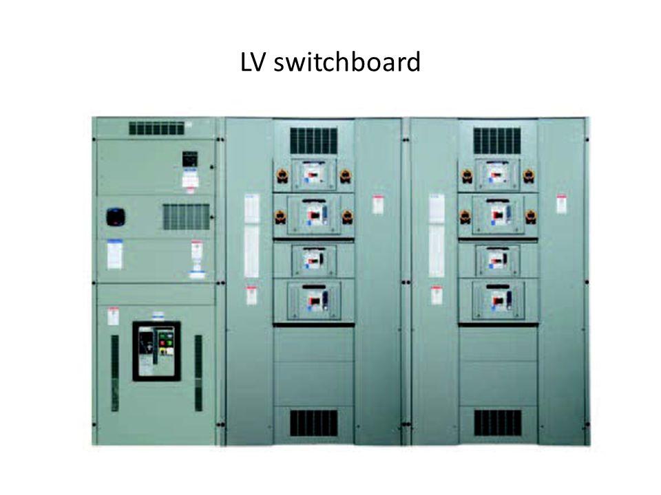 LV switchboard