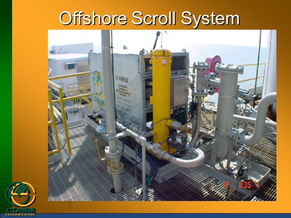 Offshore Scroll System
