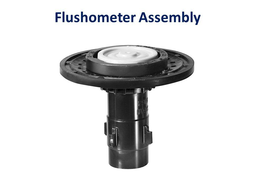 Flushometer Assembly