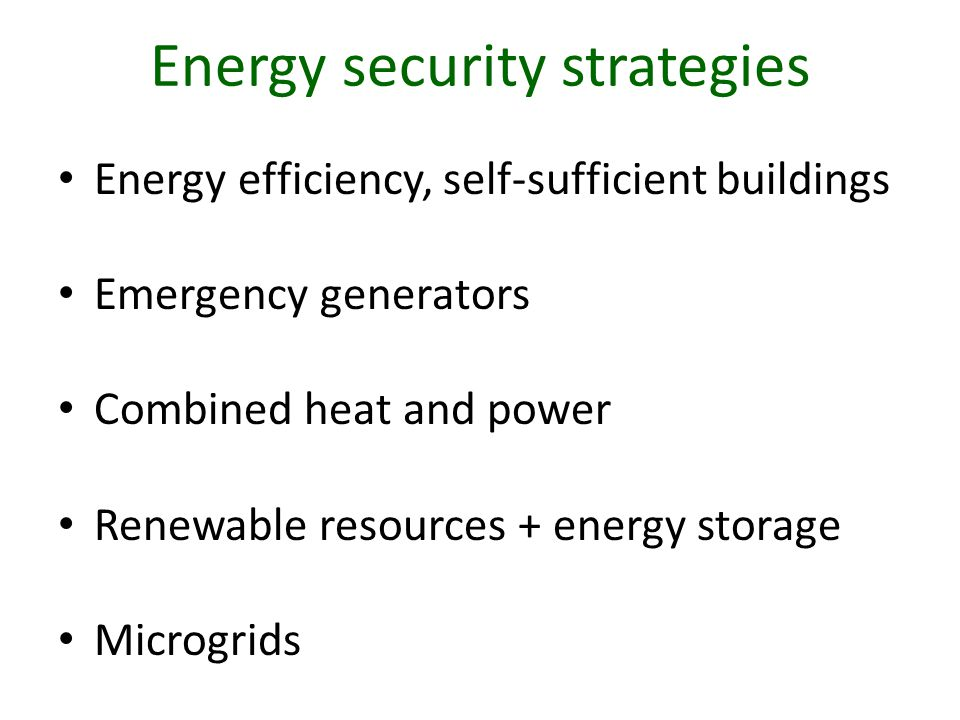 Microgrids provide integrative framework From Mendes, Loakimidis and Ferrão, On the Planning and Analysis of Integrated Community Energy Systems: A Review and Survey of Available Tools , Renewable and Sustainable Energy Reviews, Volume 15, Issue 9, December 2011, Pages 4836–4854.Volume 15, Issue 9