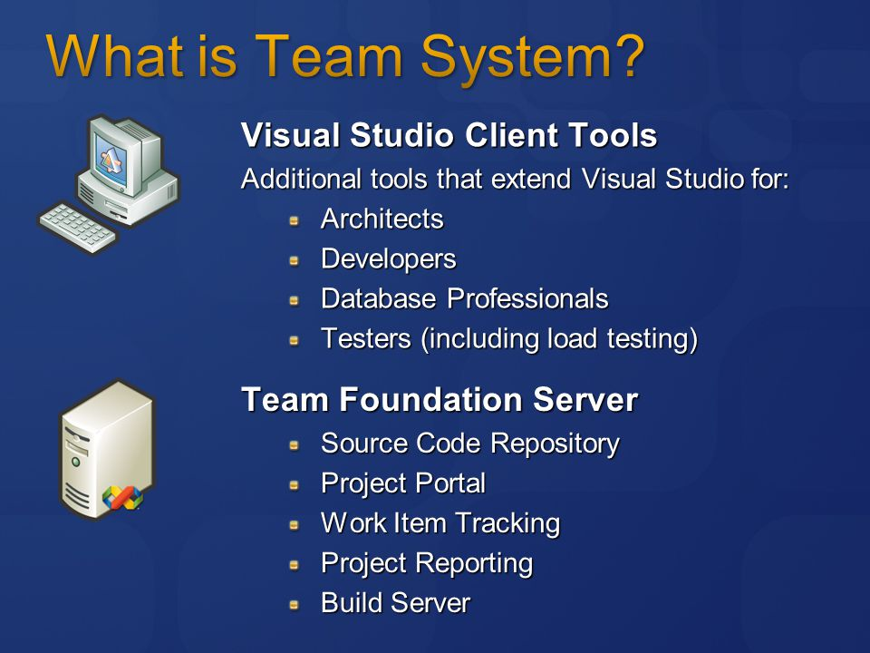 Supports your development process