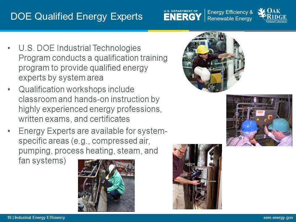 10 | Industrial Energy Efficiencyeere.energy.gov U.S.