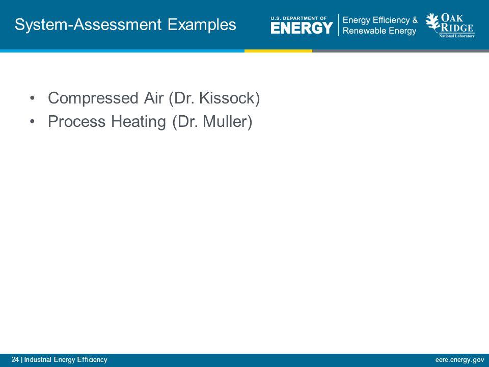 24 | Industrial Energy Efficiencyeere.energy.gov Compressed Air (Dr.