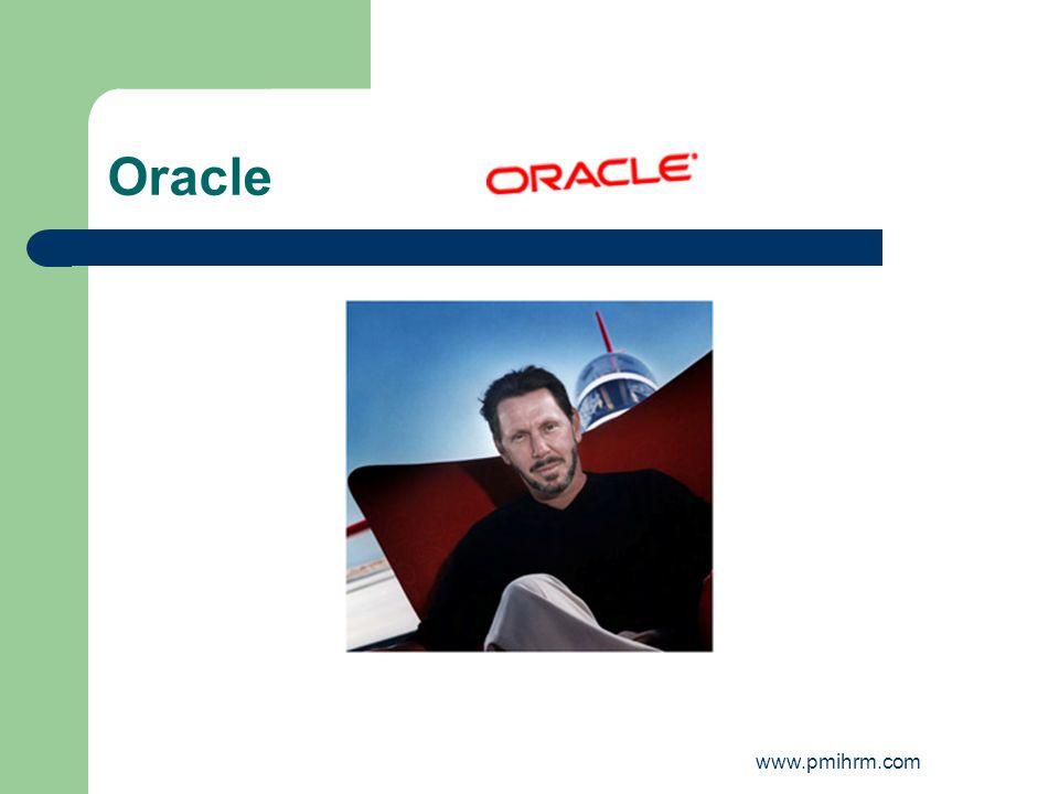 Oracle www.pmihrm.com