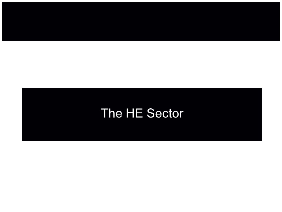 The HE Sector