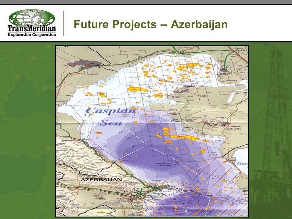 Future Projects -- Azerbaijan