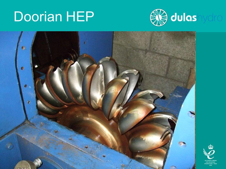 Doorian HEP