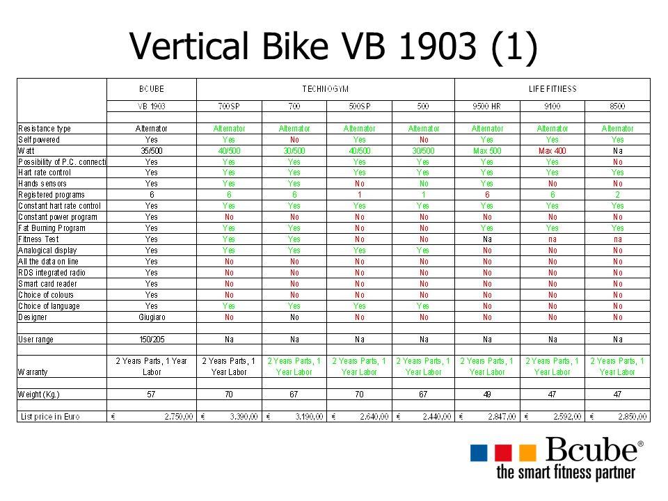 Vertical Bike VB 1903 (1)