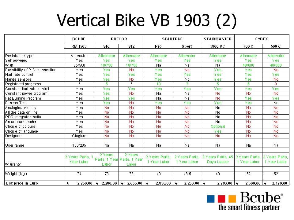 Vertical Bike VB 1903 (2)