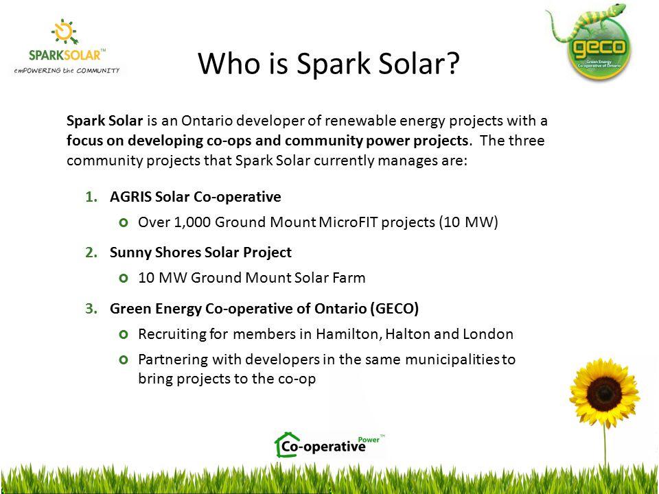 Who is Spark Solar.