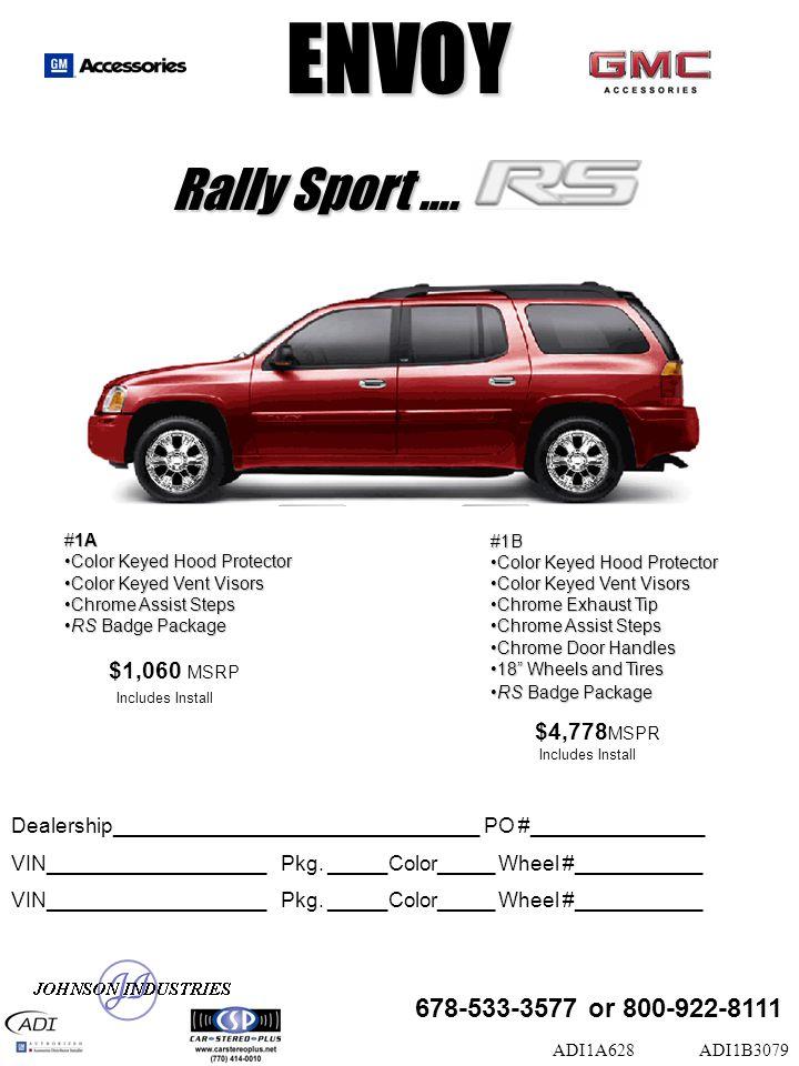 Rally Sport ….