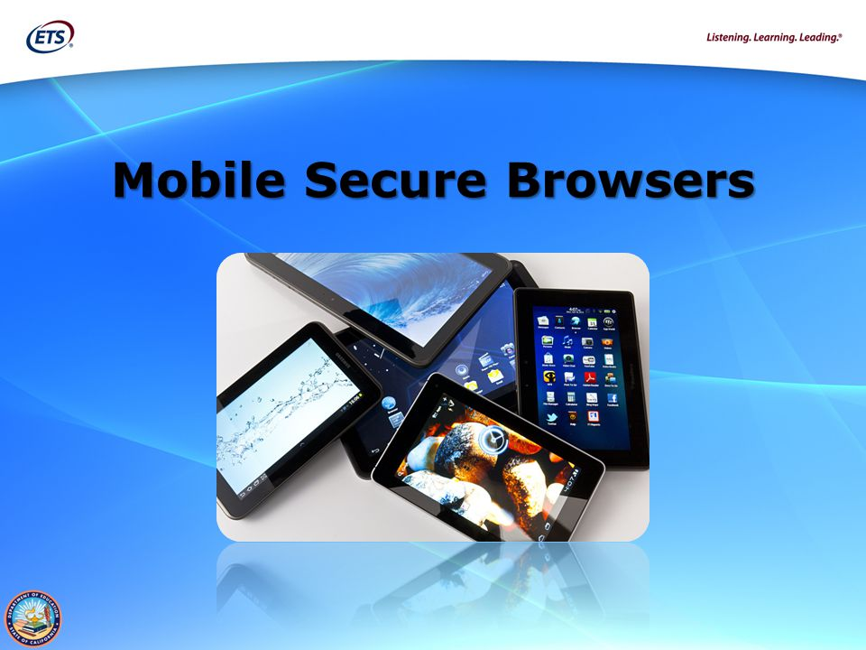 Mobile Secure Browsers
