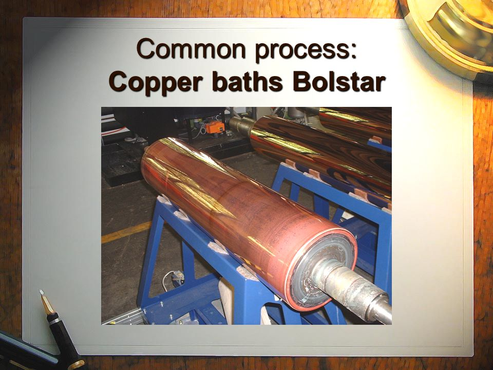 Alternative #2 Old cylinder: Dechrome bath