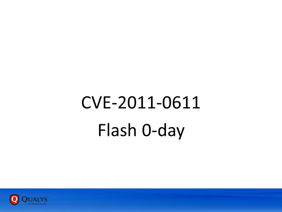 Flash 0-day