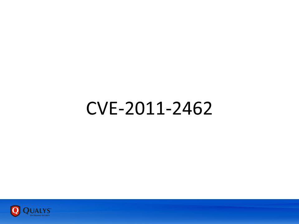 CVE-2011-2462