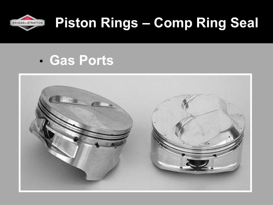 Gas Ports