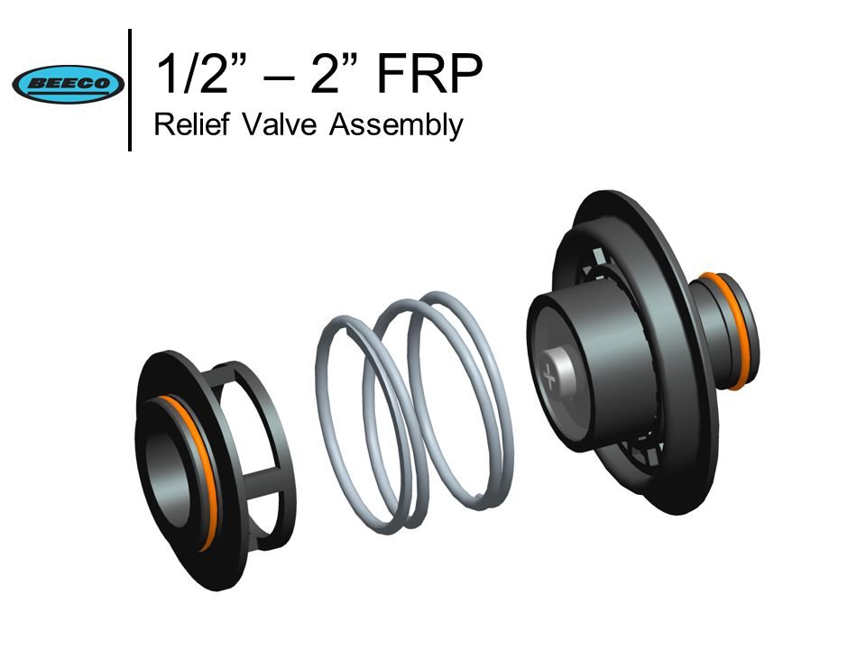 1/2 – 2 FRP Relief Valve Assembly