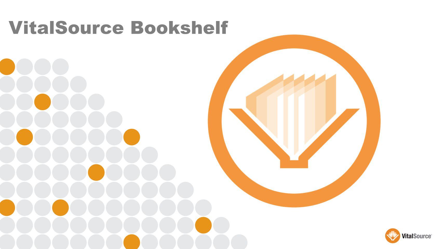 VitalSource Bookshelf
