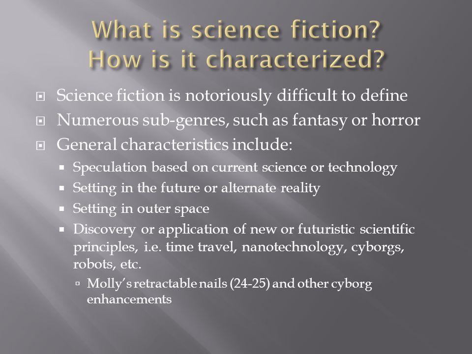 Science Fiction. Wikipedia, The Free Encyclopedia.