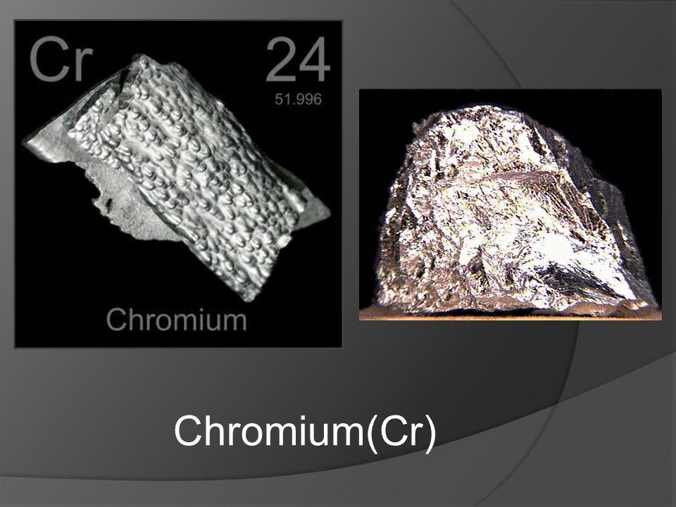 Chromium(Cr)