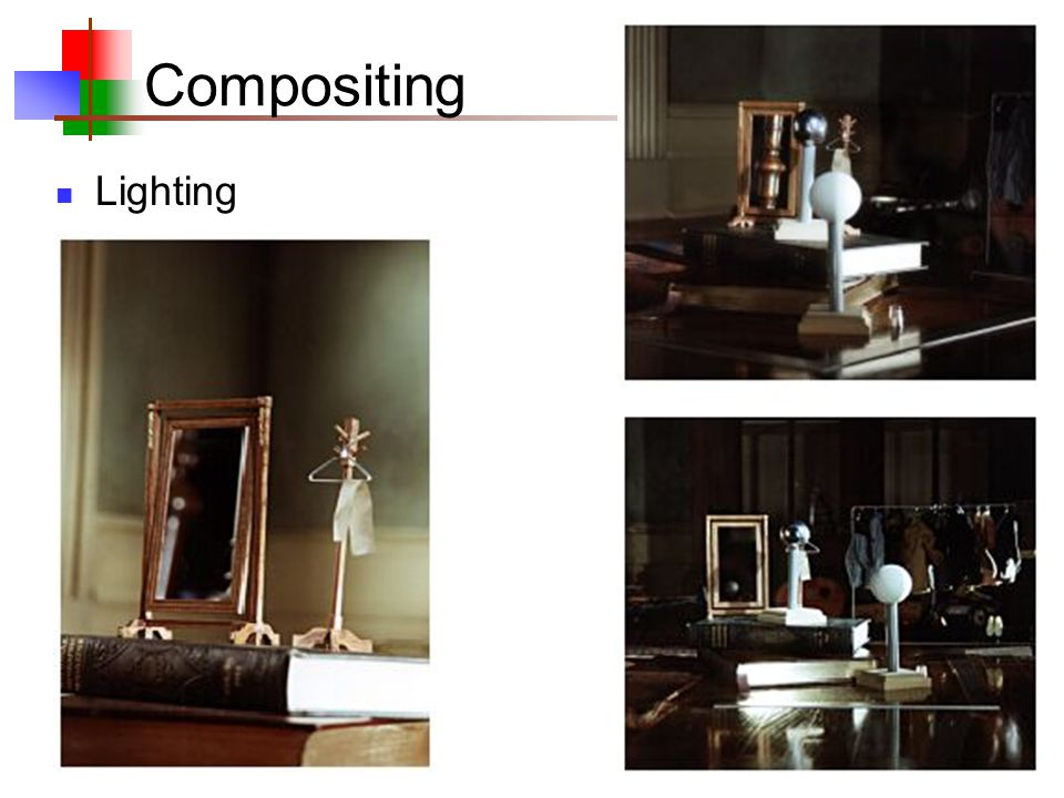 19 Compositing Lighting