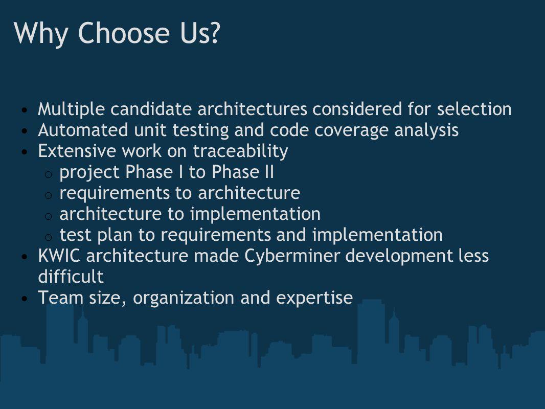 Why Choose Us.