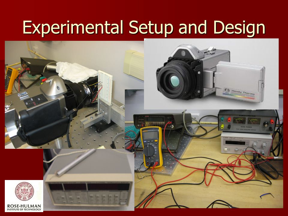 Experimental Setup and Design
