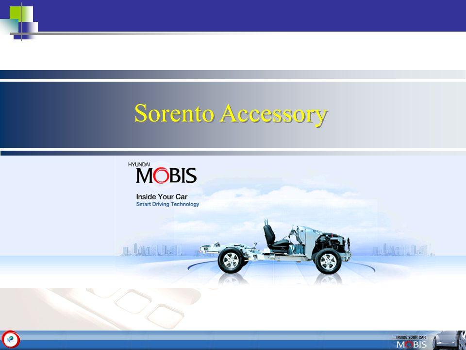 Sorento Accessory