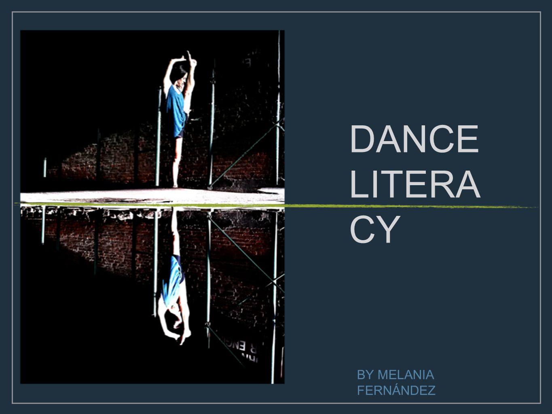 DANCE LITERA CY BY MELANIA FERNÁNDEZ