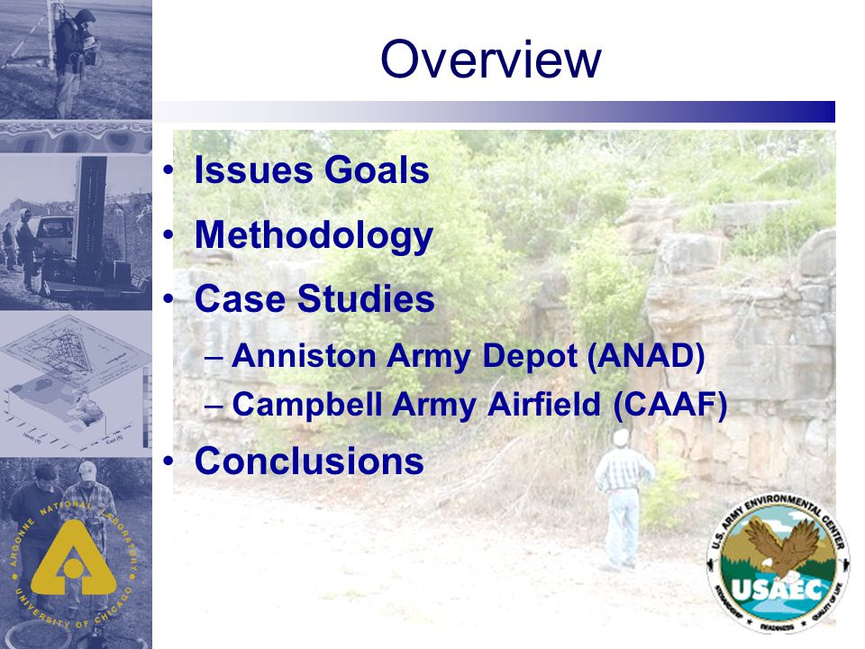 CAAF: Bedrock Surface