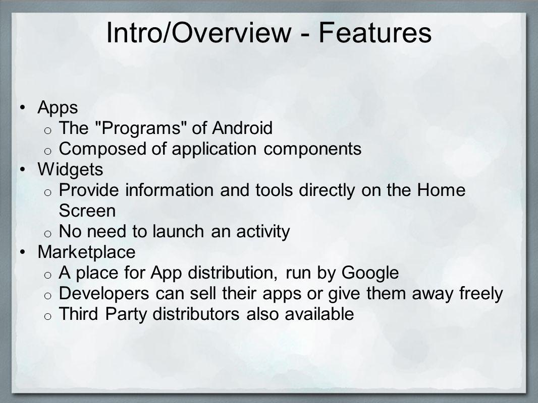 Merger With Chrome OS Chrome OS heavily utilizes the cloud.