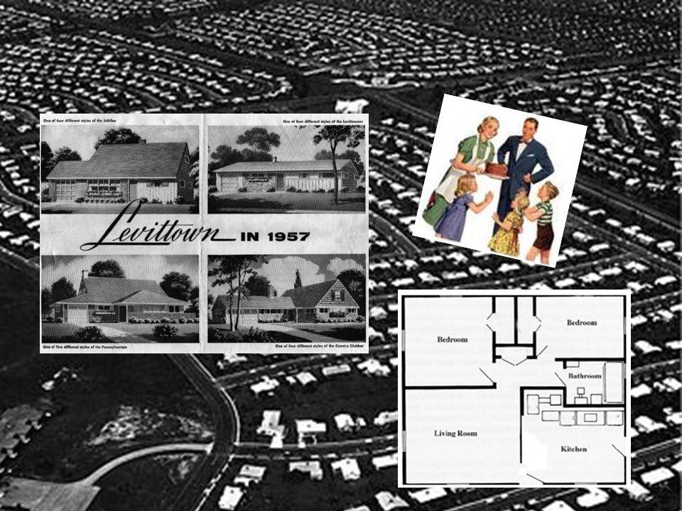 D.Changes in Transportation 1. Eisenhower Interstate System a.