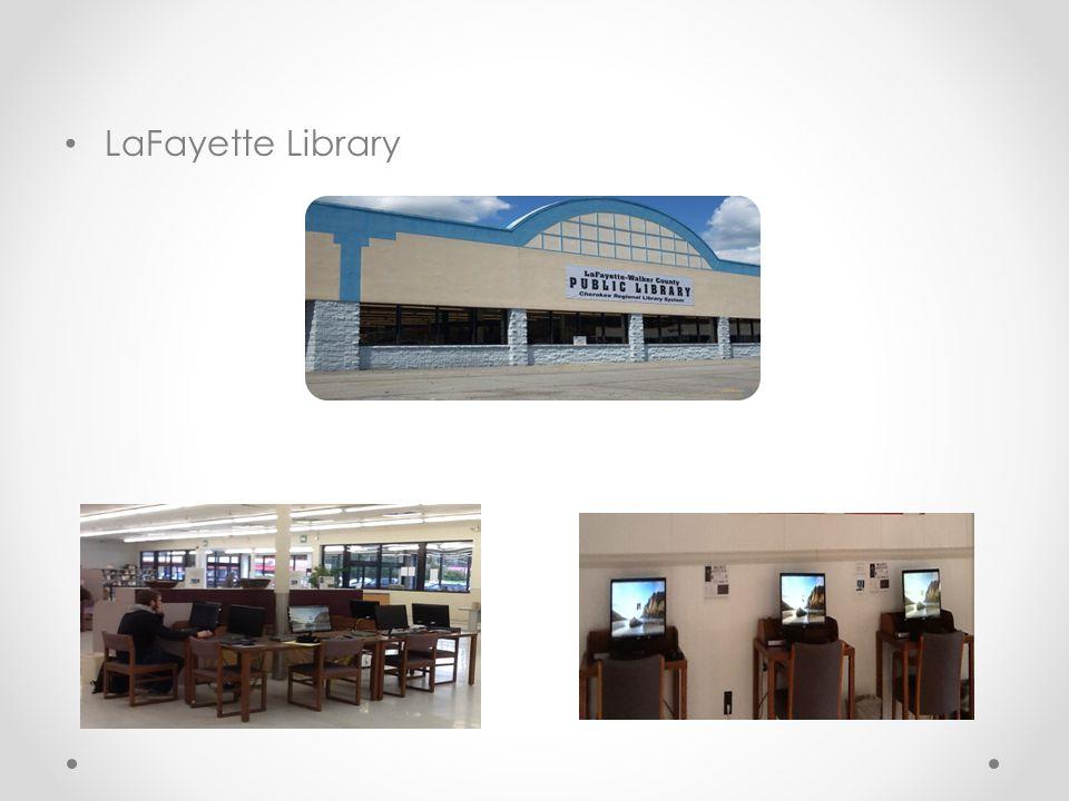 Chickamauga Library