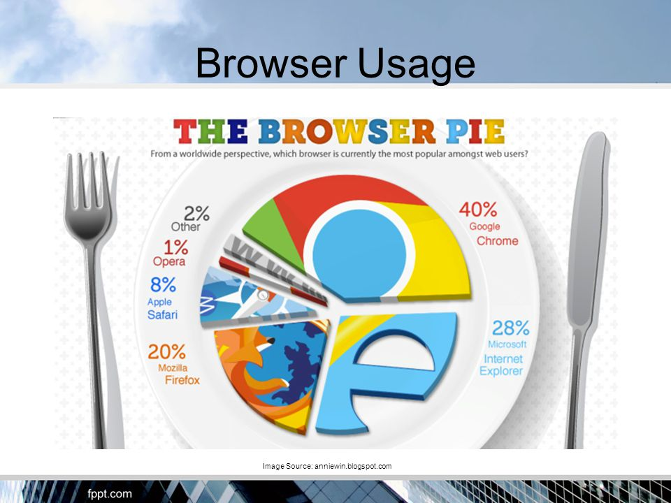 Browser Usage Image Source: anniewin.blogspot.com
