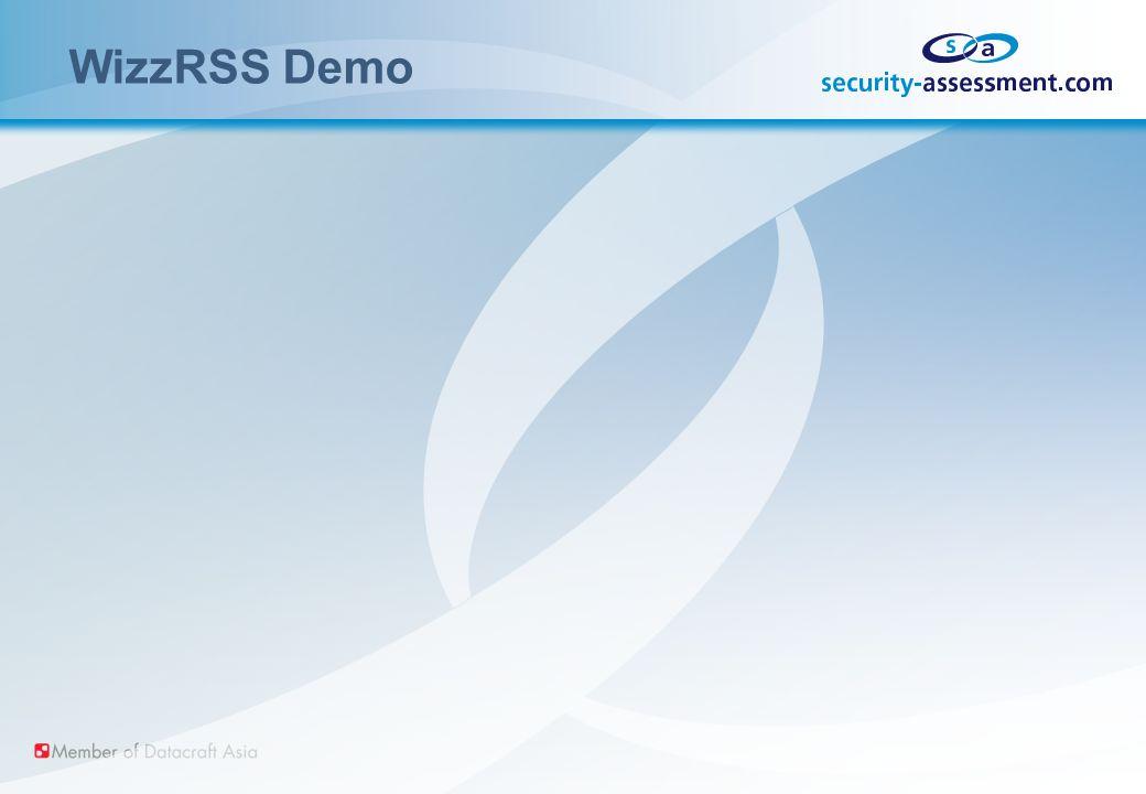 WizzRSS Demo