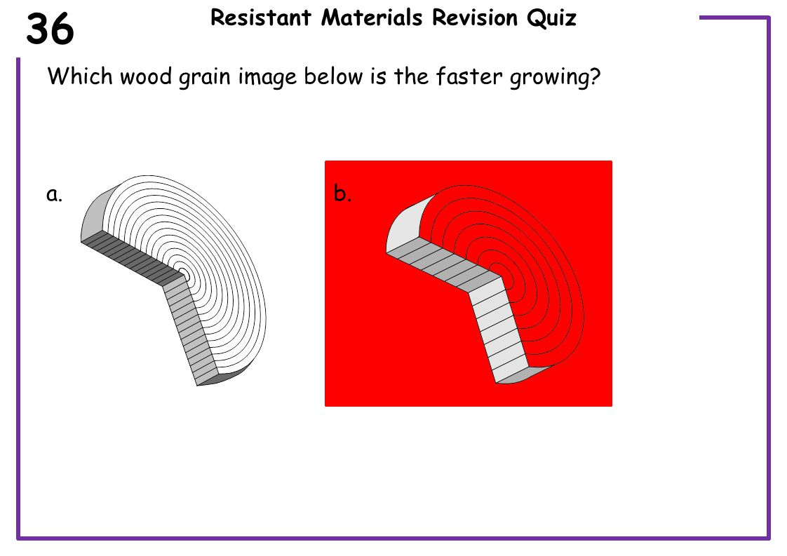 Resistant Materials Revision Quiz Which metal is magnetic? 37 a.Ferrous b.Non-Ferrous