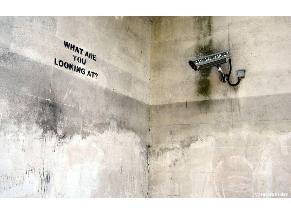 Street Art: Banksy 119.147.146.27